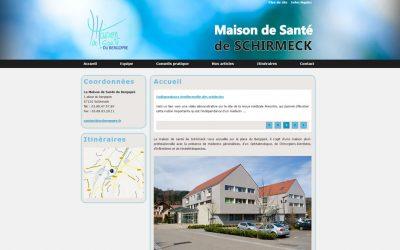 Maison de santé Schirmeck
